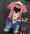 SET Candy Baby Batman  Salur
